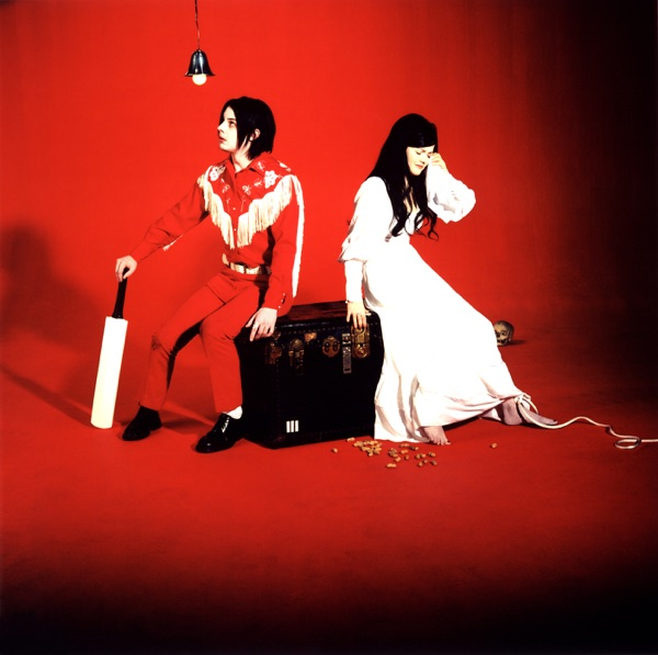 The White Stripes mit I Just Don't Know What to Do with Myself