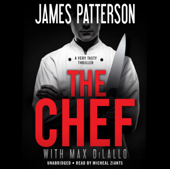 The Chef - James Patterson & Max DiLallo Cover Art