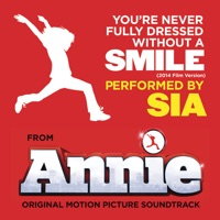 Sia - You're Never Fully Dressed Without a Smile (2014 Film Version) - Single