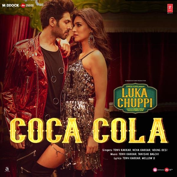 Tony kakkar, Neha Kakkar - Coca Cola