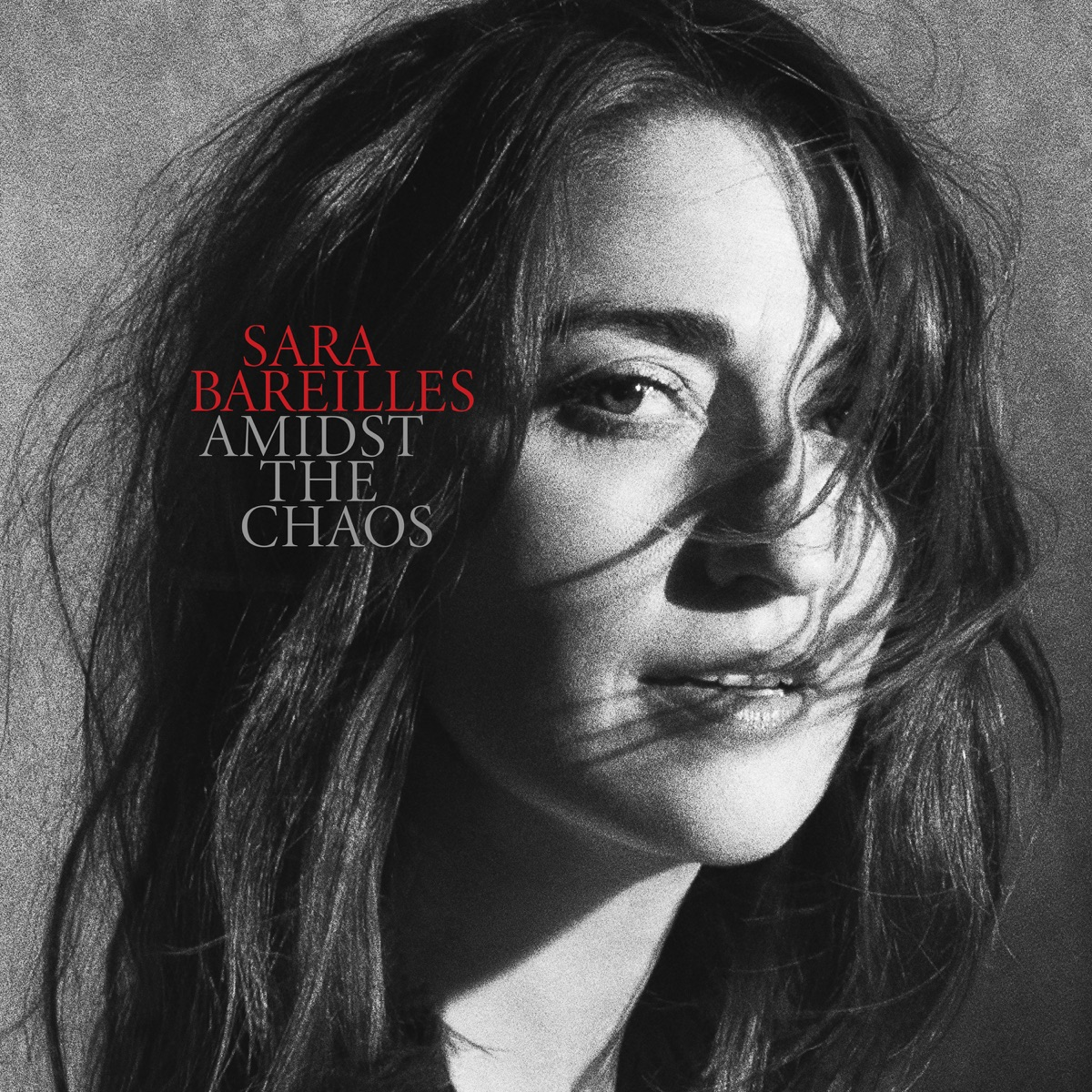 Amidst the Chaos Sara Bareilles CD cover