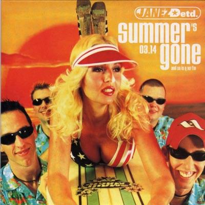 Summer's Gone (Radio Edit) - Single - Janez Detd