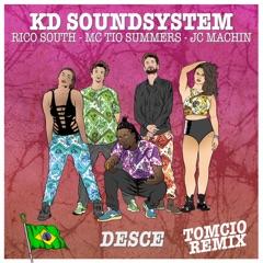 Desce (feat. JC Machin & MC Tio Summers) [Tomcio Remix]