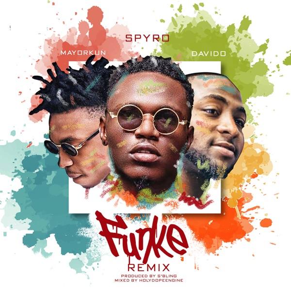 Funke Remix (feat. DaVido & Mayorkun) [Remix] - Single