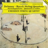 String Quartet in G Minor, L. 85, Op. 10: III. Andantino doucement expressif artwork