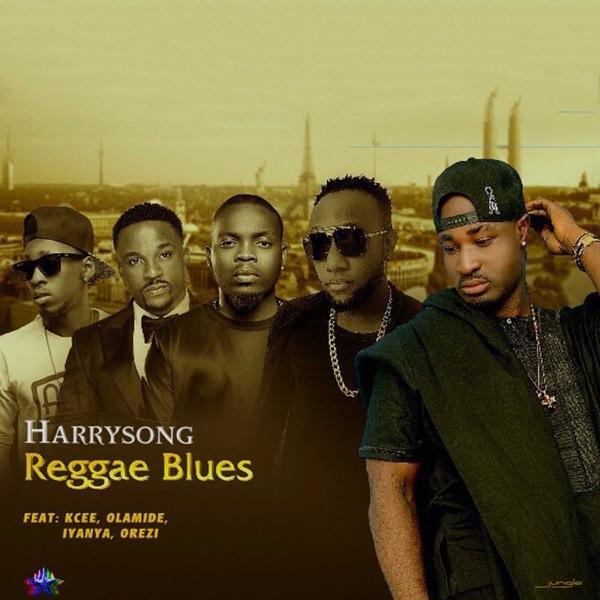 Reggae Blues (feat. KCee, Olamide, Iyanya & Orezi) - Single