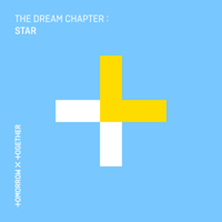 TOMORROW X TOGETHER - The Dream Chapter: STAR - EP artwork