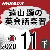 NHK 遠山顕の英会話楽習 2020年11月号 下