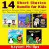 14 Short Stories Bundle for Kids: Adventure, Science Fiction, Aesop's Fables, Classic Fairy Tales and Christmas Story Books for Children (Unabridged)