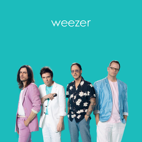 Buy Teal album by Weezer