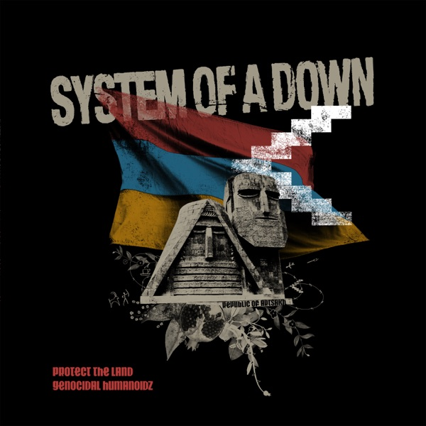 System Of A Down mit Genocidal Humanoidz