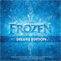 Kristen Anderson-Lopez & Robert Lopez, Idina Menzel, Kristen Bell & Christophe Beck - Frozen (Original Motion Picture Soundtrack) [Deluxe Edition] artwork