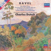 Charles Dutoit - Ravel: Le tombeau de Couperin - Orchestral version - 4. Rigaudon