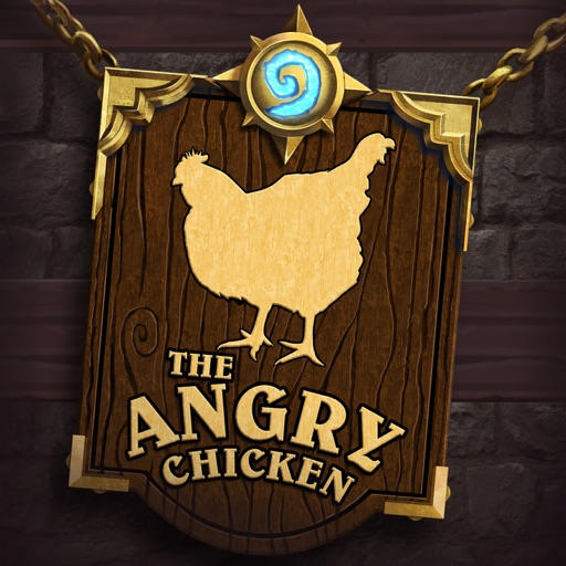 Cover image of The Angry Chicken: A Hearthstone Podcast