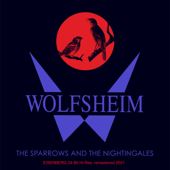 The Sparrows and the Nightingales (2021 Carlos Perón 24-Bit Remaster) - EP - Wolfsheim Cover Art