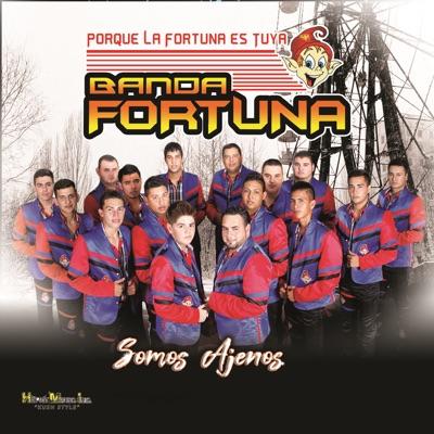 Somos Ajenos (feat. Hijos De Barrón) - Single - Banda Fortuna