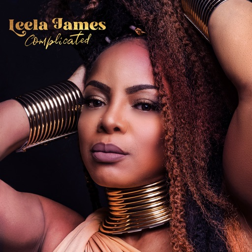 Art for Complicated by Leela James