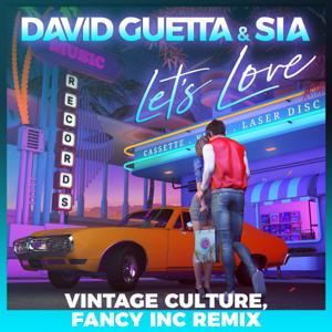David Guetta - Let's Love feat. Sia [Vintage Culture, Fancy Inc Remix]
