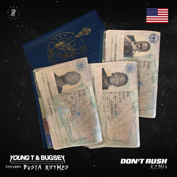 Don't Rush (feat. Busta Rhymes) - Single