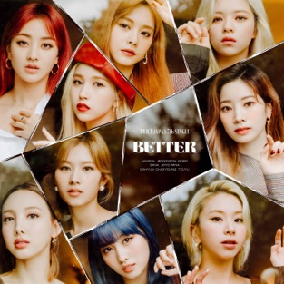 TWICE – BETTER – EP [iTunes Plus AAC M4A]
