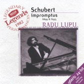 Radu Lupu - Schubert: 4 Impromptus Op.142, D.935 - No.3 in B flat: Theme (Andante) with Variations