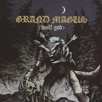 Grand Magus - Wolf God artwork