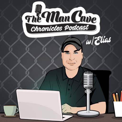 Cover image of The Man Cave Chronicles
