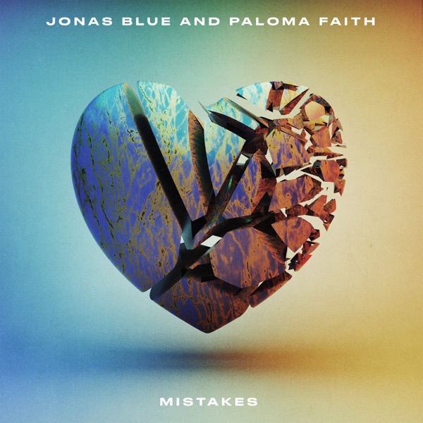 Cover art for Mistakes