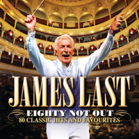 James Last - Eighty Not Out artwork