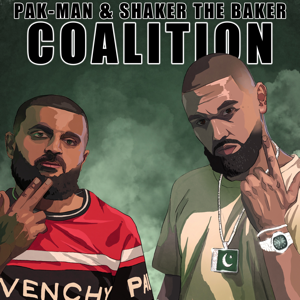 Pak-Man & Shaker The Baker - Coalition