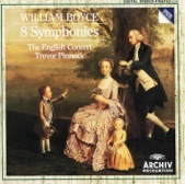The English Concert - Boyce: Symphony No.3 in C Major - Allegro
