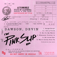 The Pink Slip - EP