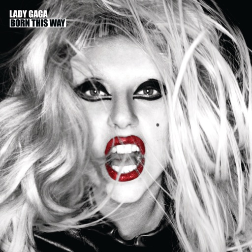 Art for Marry The Night by Lady GaGa