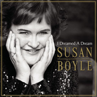 Susan Boyle - I Dreamed a Dream artwork