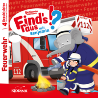 Benjamin Blümchen - Find's raus mit Benjamin: Feuerwehr artwork