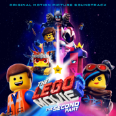 Various Artists - The LEGO® Movie 2: The Second Part (Original Motion Picture Soundtrack)  artwork