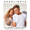 Headlights (Madison Mars Remix) - Single, Hellberg & Leona Lewis