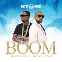Sean Paul & Busy Signal - Boom artwork