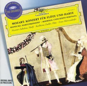 Berliner Philharmoniker, Ernst Märzendorfer, Karlheinz Zoeller, Nicanor Zabaleta & Radio-Symphonie-Orchester Berlin - Nicanor Zabaleta - Harp Concertos