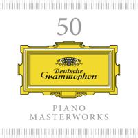 Various Artists - 50 Piano Masterworks artwork