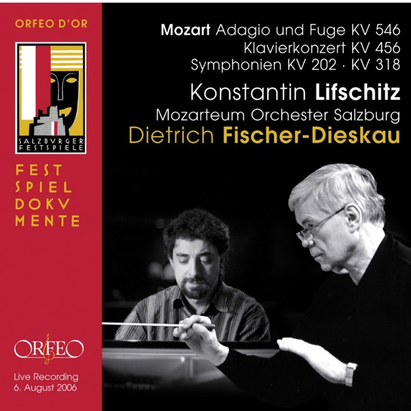 Mozart: Orchestral Works (Live)