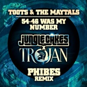 Toots & The Maytals - 54-46 Was My Number (Phibes Remix - Edit)