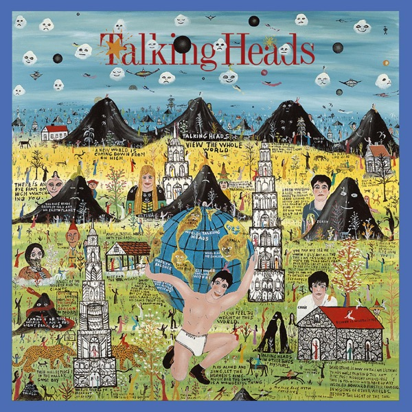 Talking Heads mit Road To Nowhere