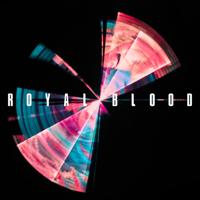 Royal Blood - Typhoons artwork