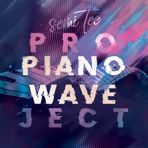 Semi Tee - Piano Wave Project