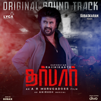 Anirudh Ravichander - Darbar (Original Sound Track) artwork