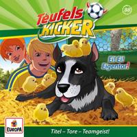 Teufelskicker - Folge 88: Ei! Ei! Eigentor! artwork