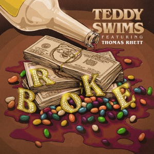 Teddy Swims - Broke (feat. Thomas Rhett) - Line Dance Music