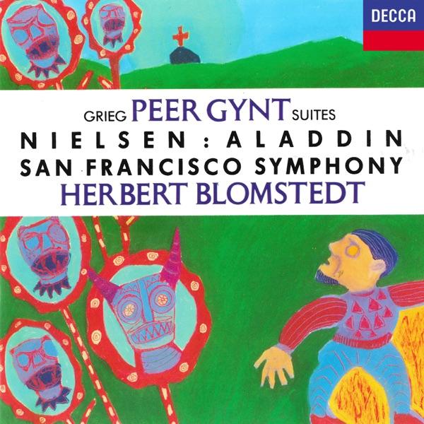 Grieg: Peer Gynt Suites Nos. 1 & 2 / Nielsen: Aladdin Suite; Maskarade Overture