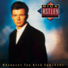 Rick Astley - Never Gonna Give You Up artwork